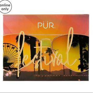 PUR Festival Eyeshadow palette!!